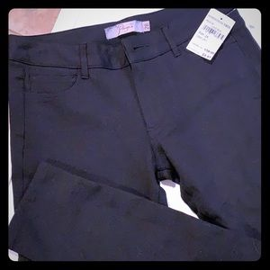 Paige black stretch skinny pant